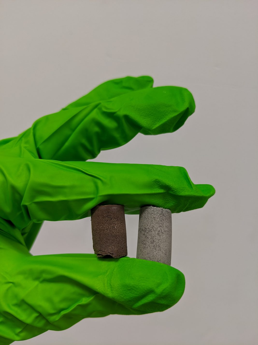 Concrete-Like Material Developed From Space Dust And Astronaut Blood