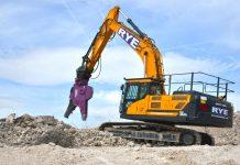 Carbon offsetting demolition